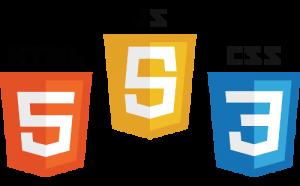 Наша студия использует такии технологиями как CSS3, HTML5 и JavaScript